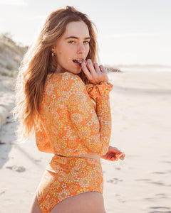 Stevie Surf Top ~ Moon Daisy