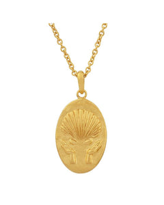 Gold Trust Necklace