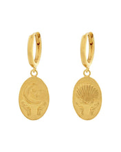 Load image into Gallery viewer, Gold Trust Earrings