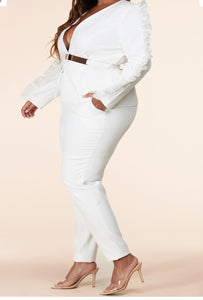 Stellar Pants Suit (Thick Collection)