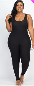 Essential jumpsuit  (Thick Collection)