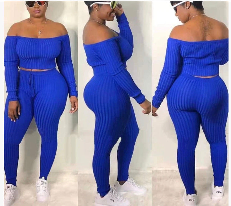 Monica  2pc Set (Thick Collection)