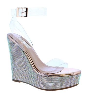 Sexy Bling Wedge (shoes)