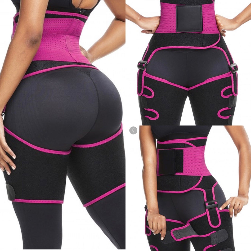 Waist Trainer and thigh slimmer *see description*