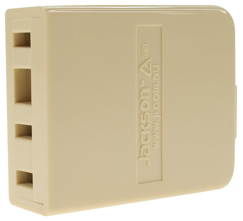 610 To RJ12/45 Telephone Adaptor Plug