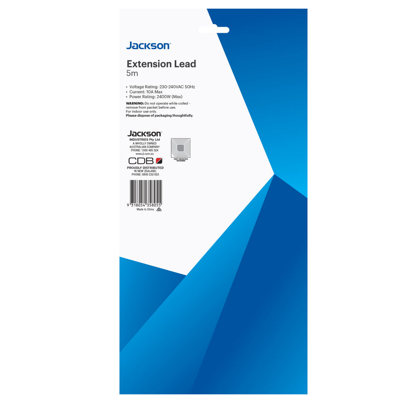Extension Lead-5m