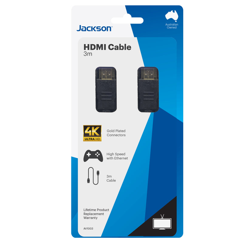 4K HDMI Cable-  3m