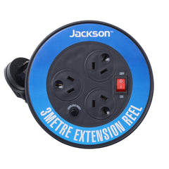 3 Metre Extension Reel-3 Outlet