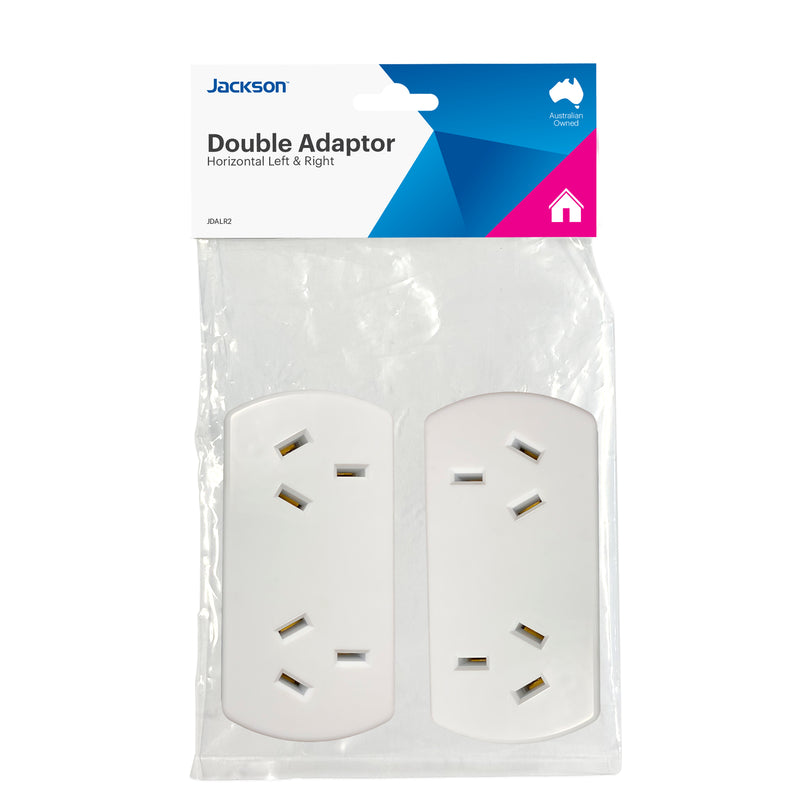 Double Adaptor Twin Pack - Left & Right