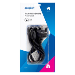 Replacement IEC Lead- 1.2m
