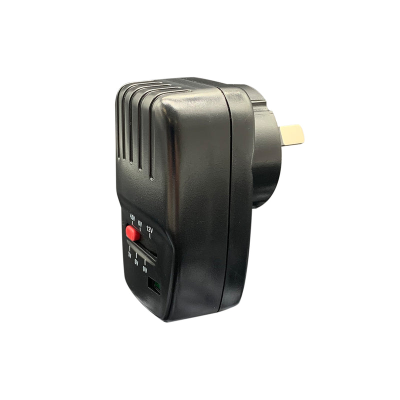Multi Voltage Power Adaptor- Switch Mode 500mA
