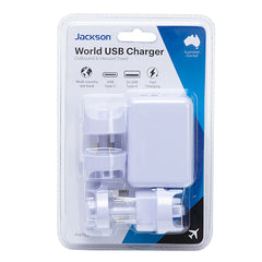 World USB Charger