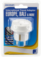 Outbound Travel Adaptor- EU