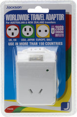 Universal Outbound Travel Adaptor