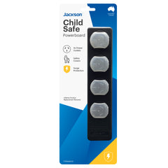 Child Safe Surge Powerboard - 4 Outlet
