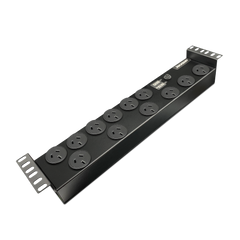 Rack Mounted Surge Powerboard- 12 Outlet