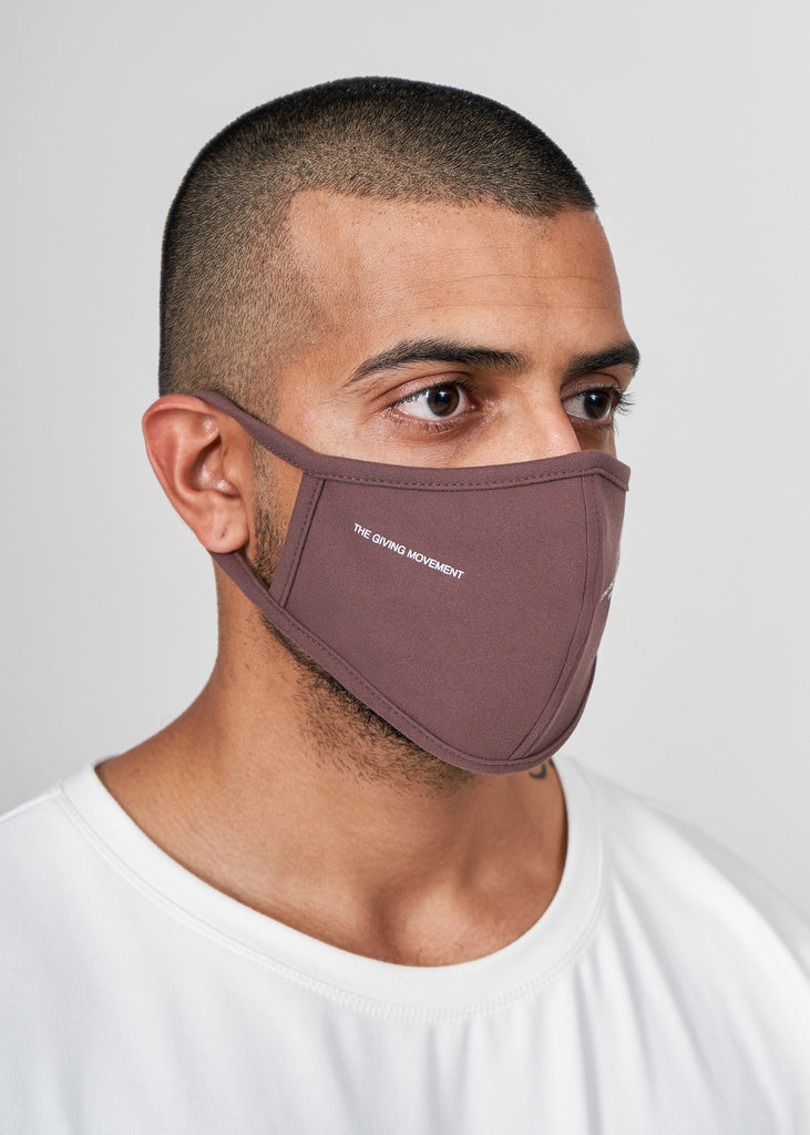S100V4 Softskin Recycled Re-Active Face Mask Cover