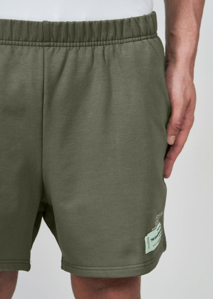 S105 Men's Organic Bamboo Lounge Shorts