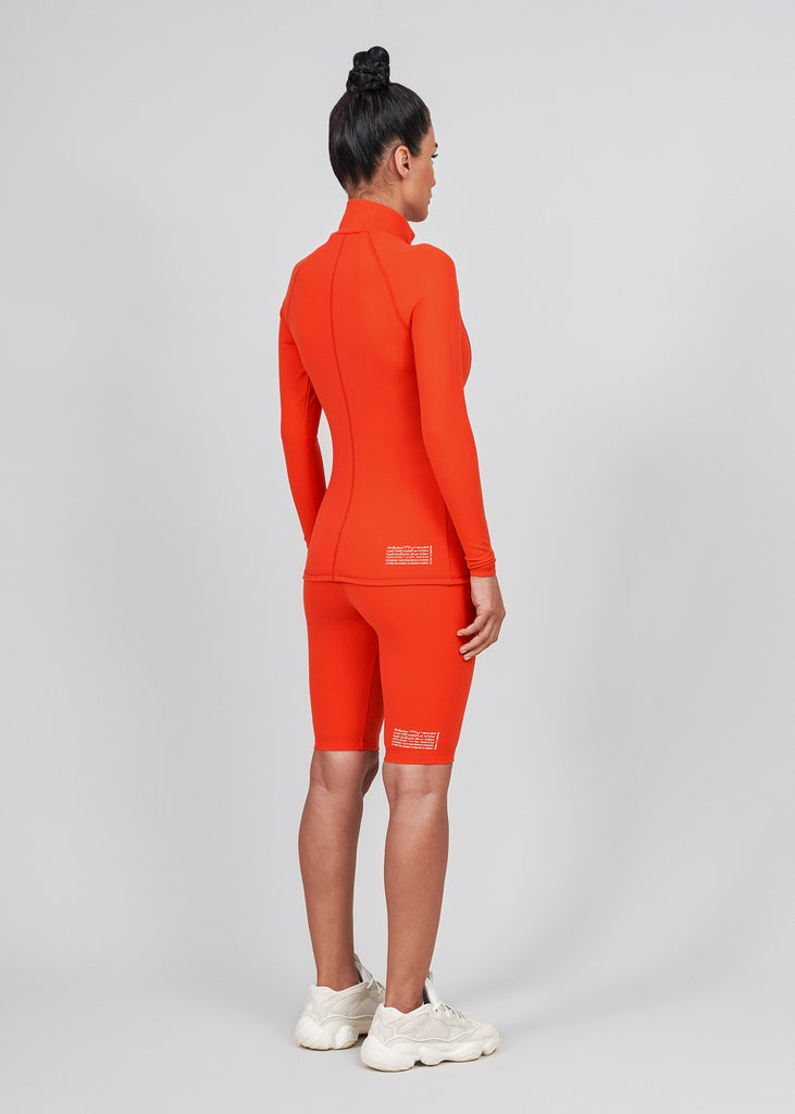 S116V4 Softskin Recycled Running Top