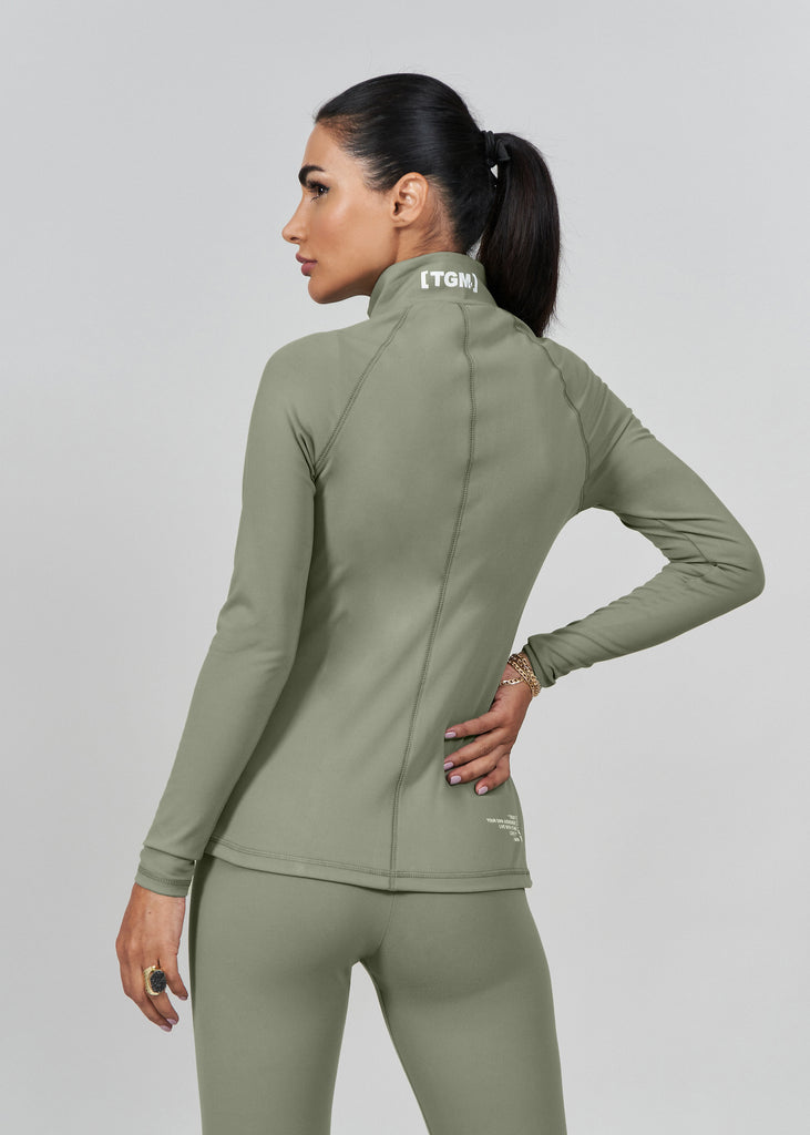 S116 Softskin Recycled Running Top
