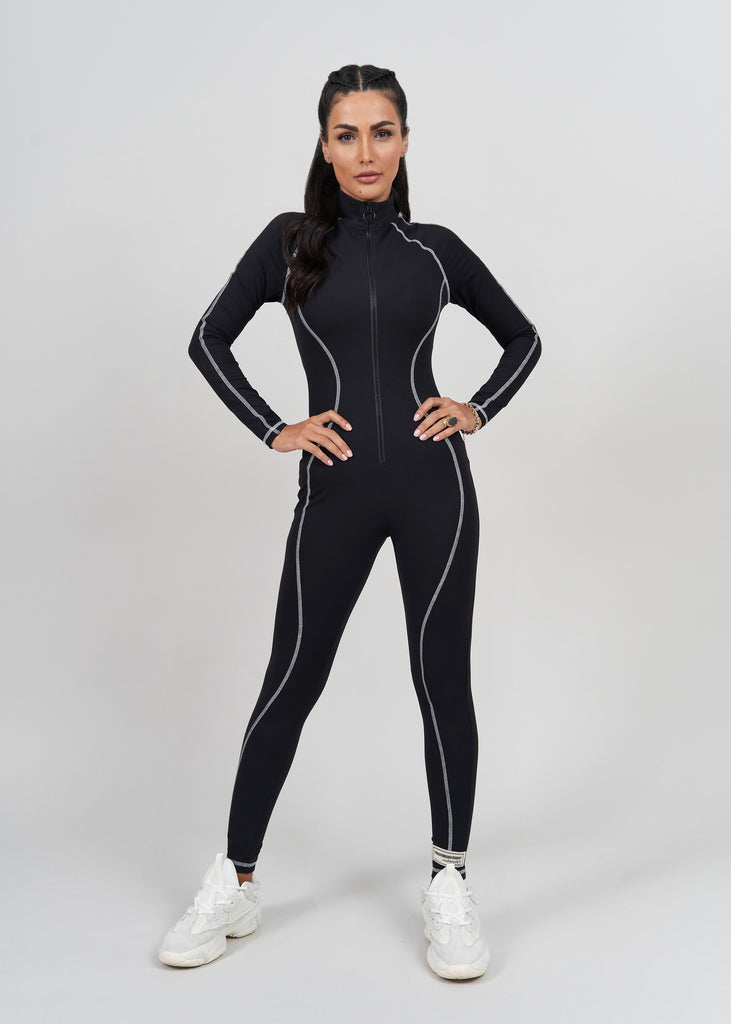 S123V4 Future Softskin Recycled Jumpsuit