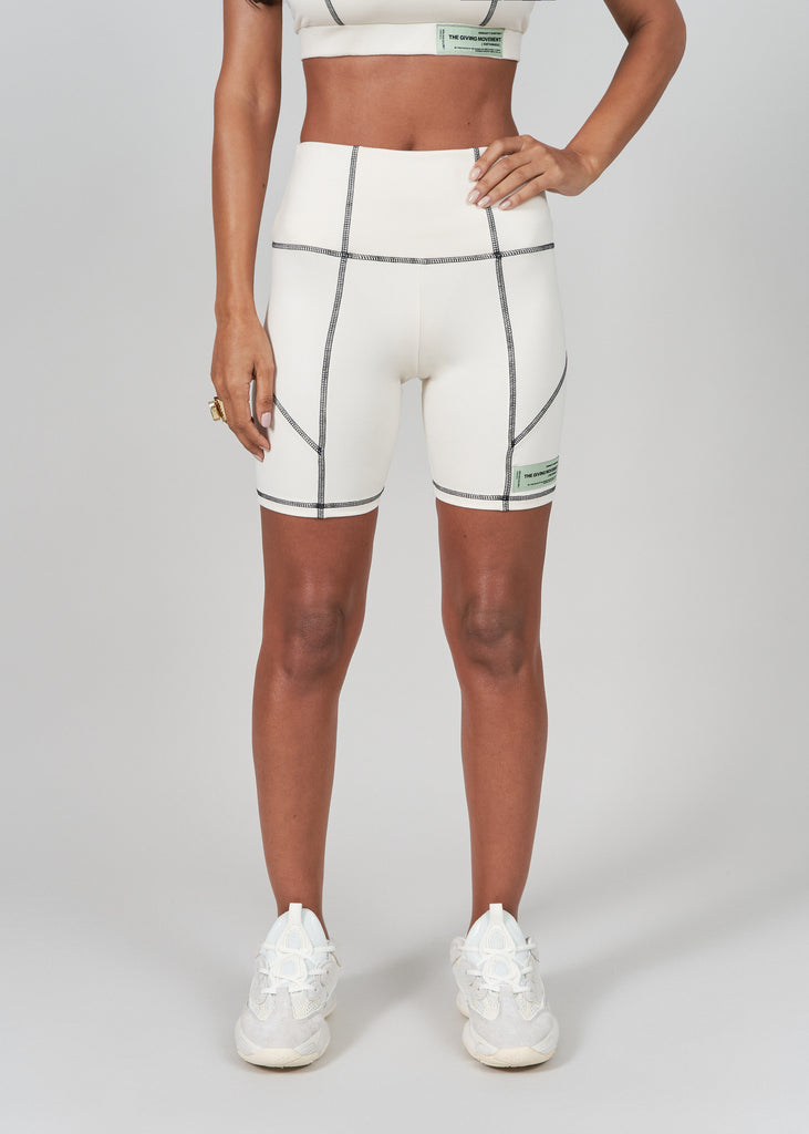 S126 FUTURE Softskin Recycled Biker Shorts
