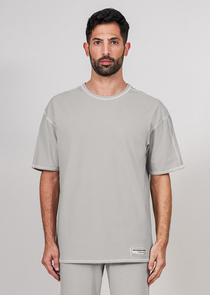 S127V4 FUTURE Softskin Recycled Oversized T Shirt