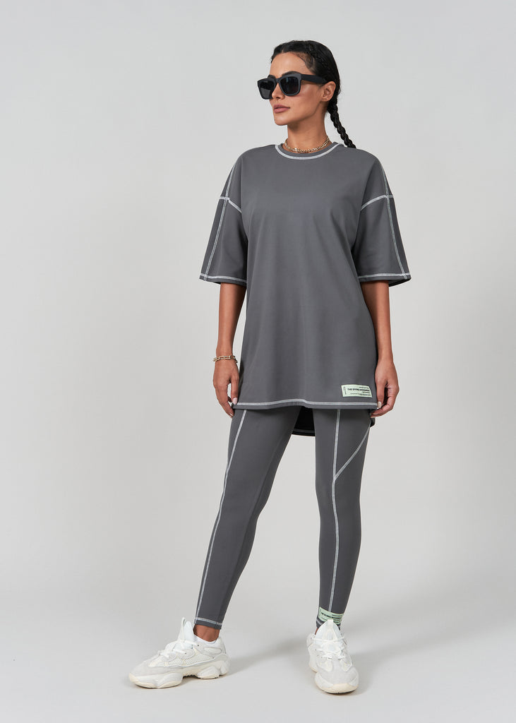 S127 FUTURE Softskin Recycled Oversized T Shirt