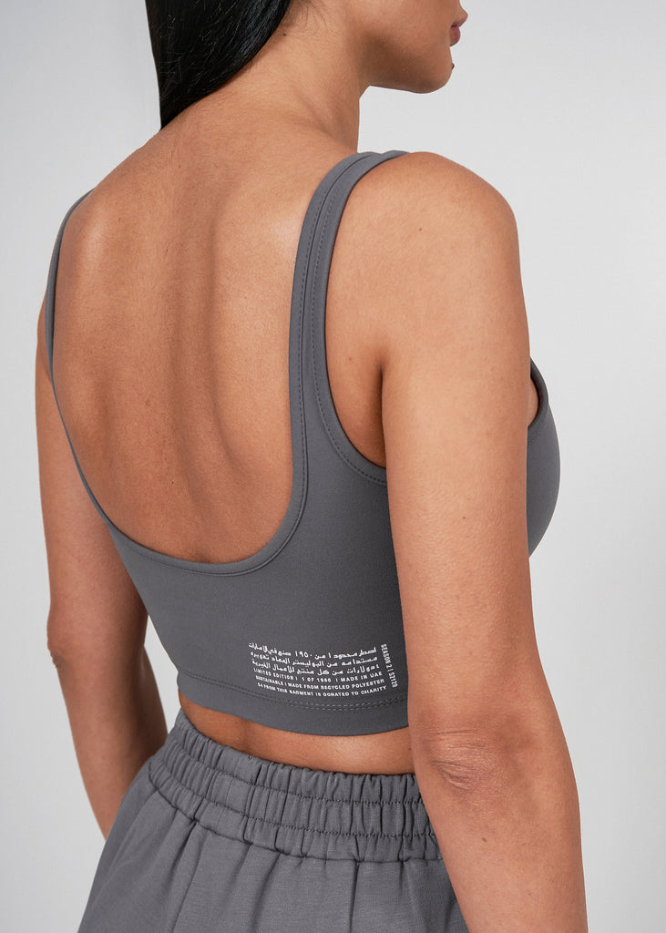 S129V4 Softskin Recycled Crop Tank Top
