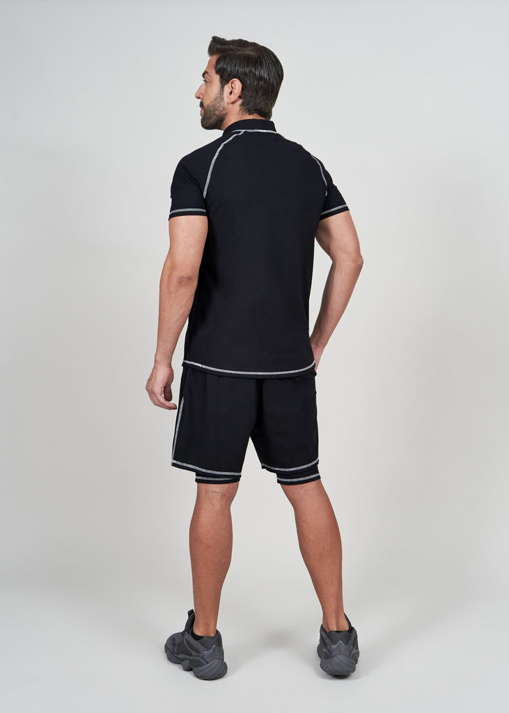 S130 Softskin Recycled Street X Active Tech Shorts