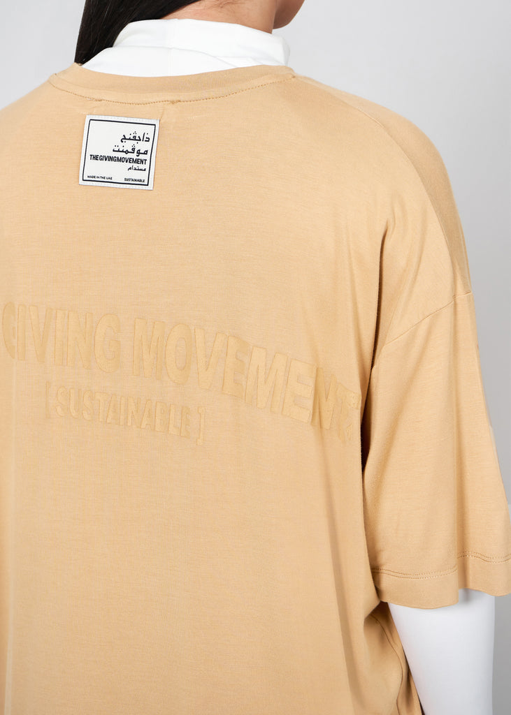 S14V4M Softskin Lounge Bamboo Oversized T-Shirt