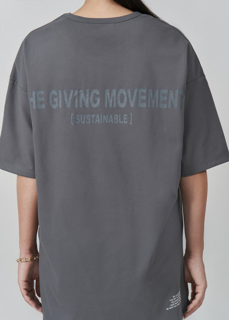 S14V3M Softskin Recycled Active Oversized T-Shirt