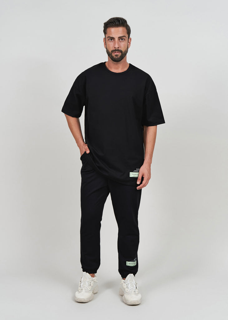 S14V3 Softskin Men's Recycled Active Oversized T-Shirt