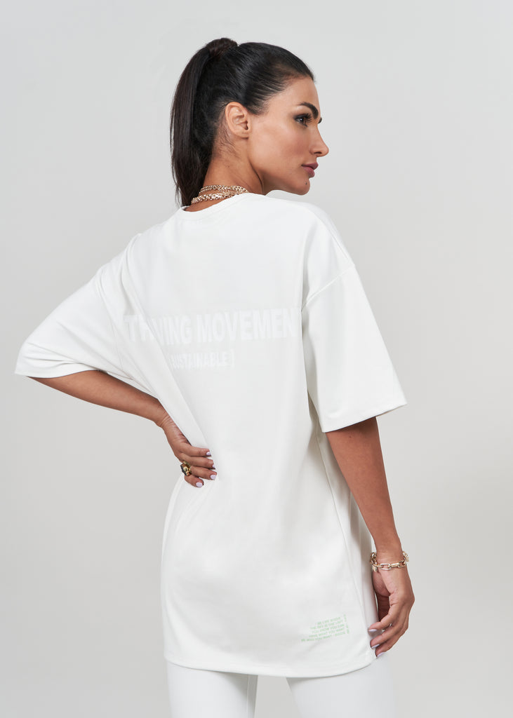 S14V3 Softskin Recycled Active Oversized T-Shirt