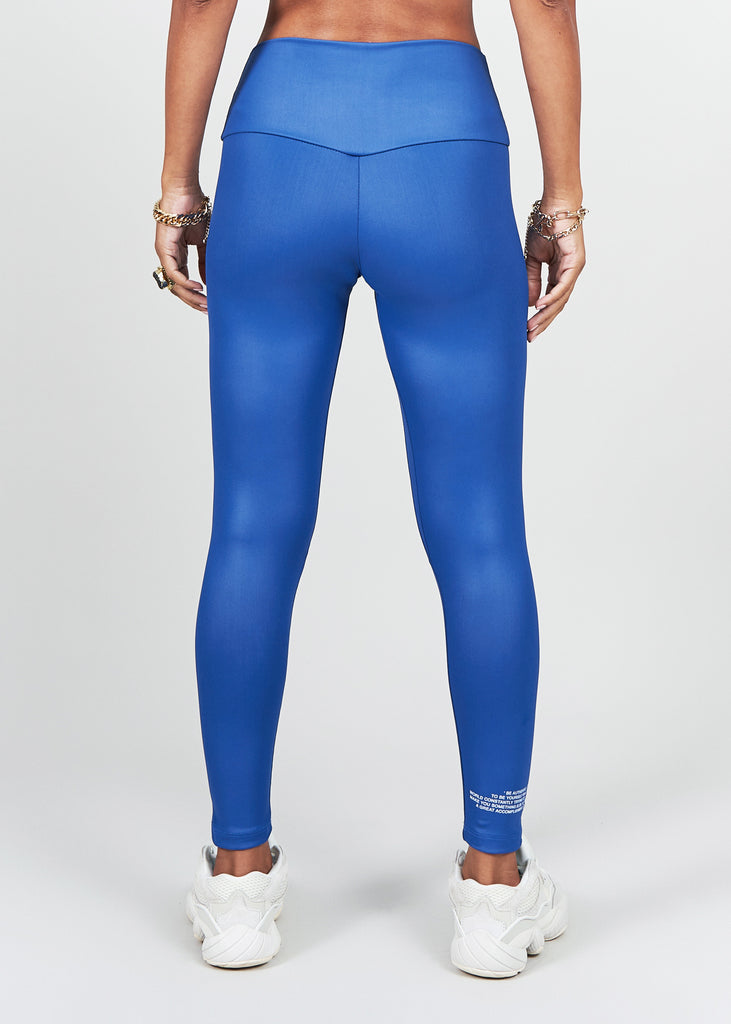 S21SHNV3 Softskin Liquid Shine Recycled High-Rise Leggings 27