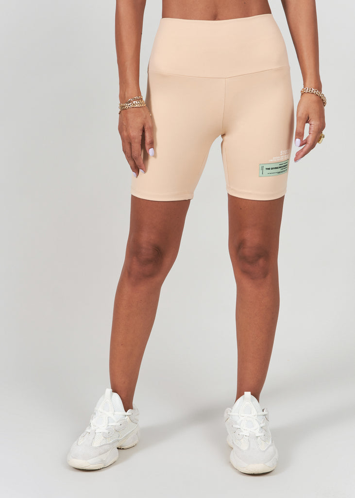 S29V3 Softskin Recycled Biker Shorts