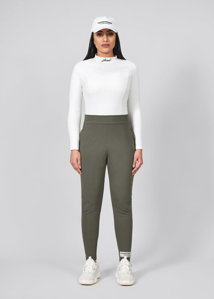 S2V4 Softskin Recycled Modest Leggings