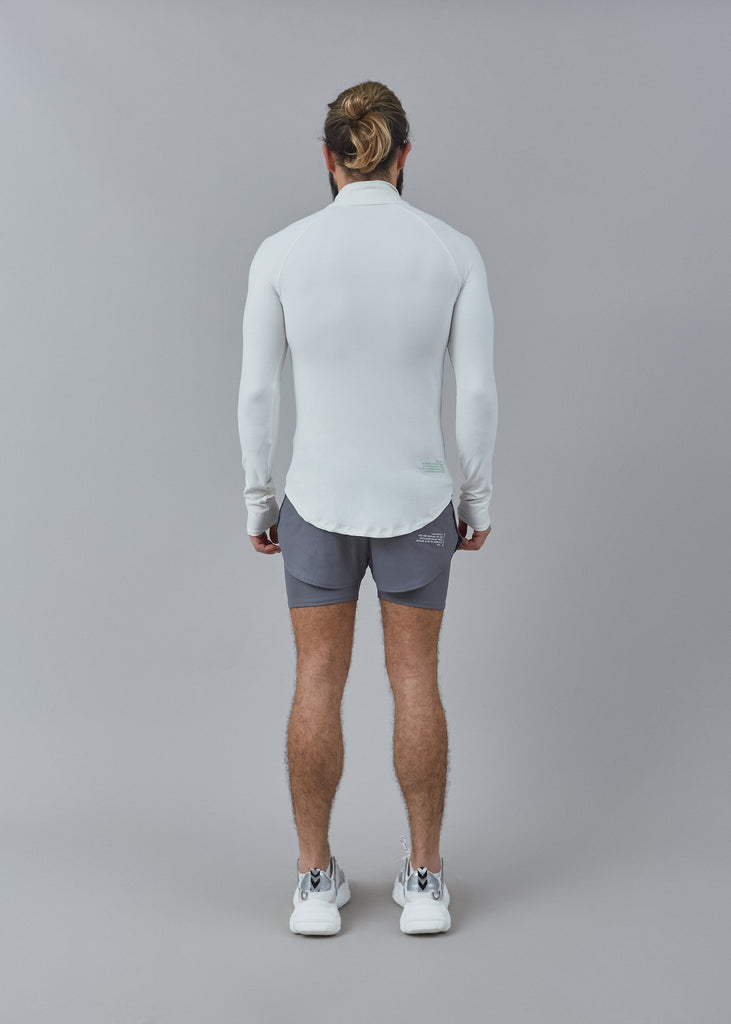 S3 Softskin Recycled Zip Training Top (4512709967907)