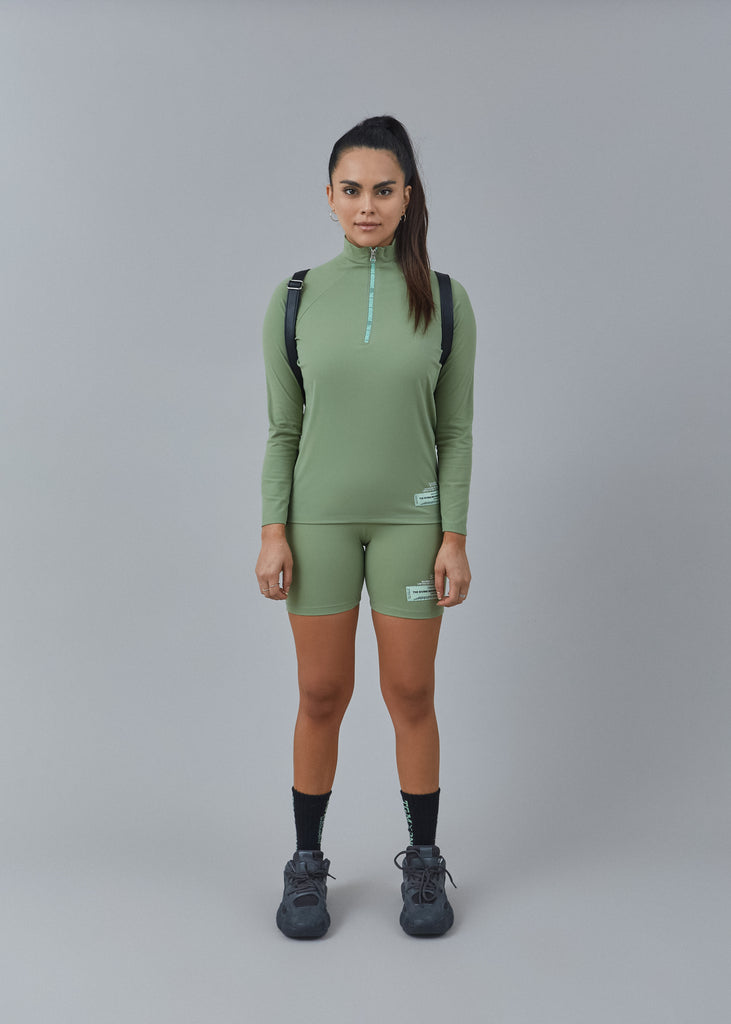 S32 Softskin Recycled Zip Training Top (4512718520355)