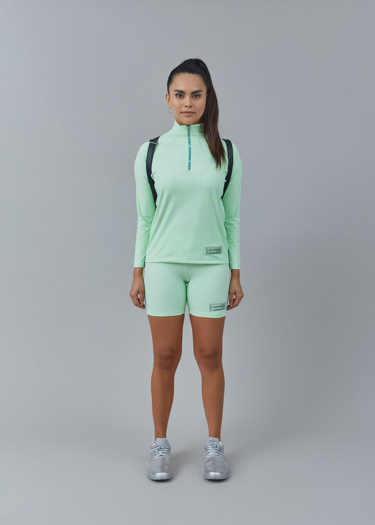 S32 Softskin Recycled Zip Training Top (4512718422051)