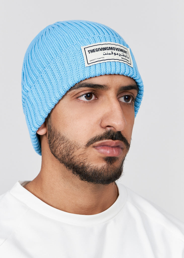 S84V4 Recycled Bottle Beanie