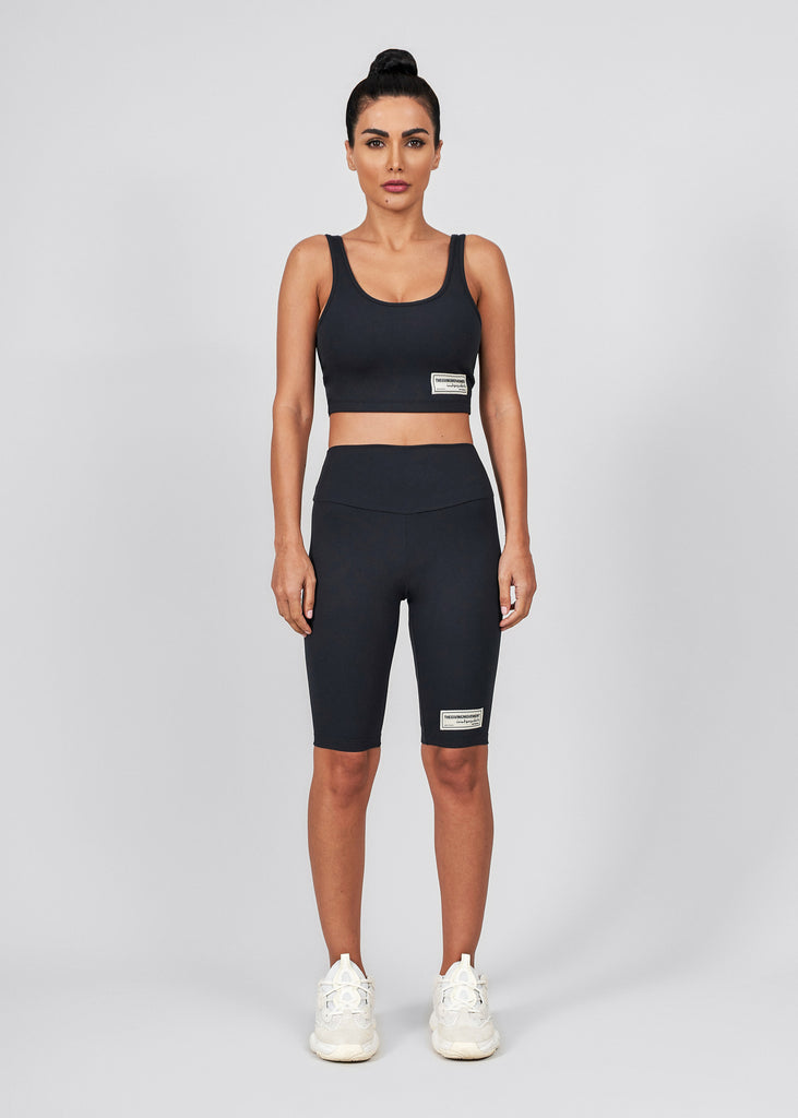 S90V4 Softskin Recycled Longline Biker Shorts