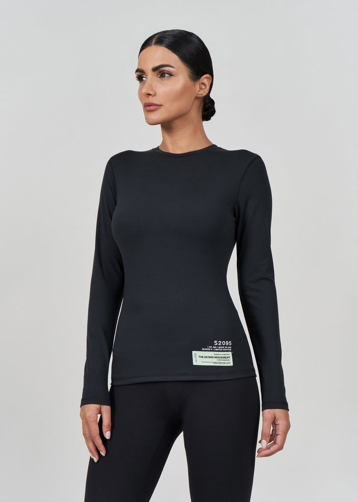 S95 Softskin Recycled Running Top