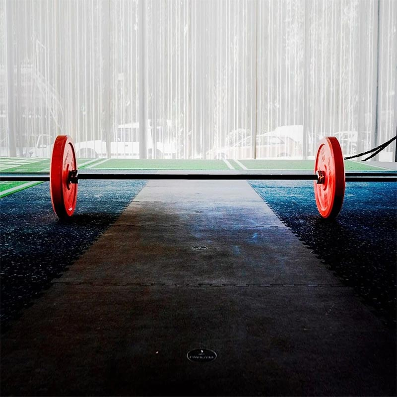 Gym Flooring Tiles and Mats - Stronger Wellness