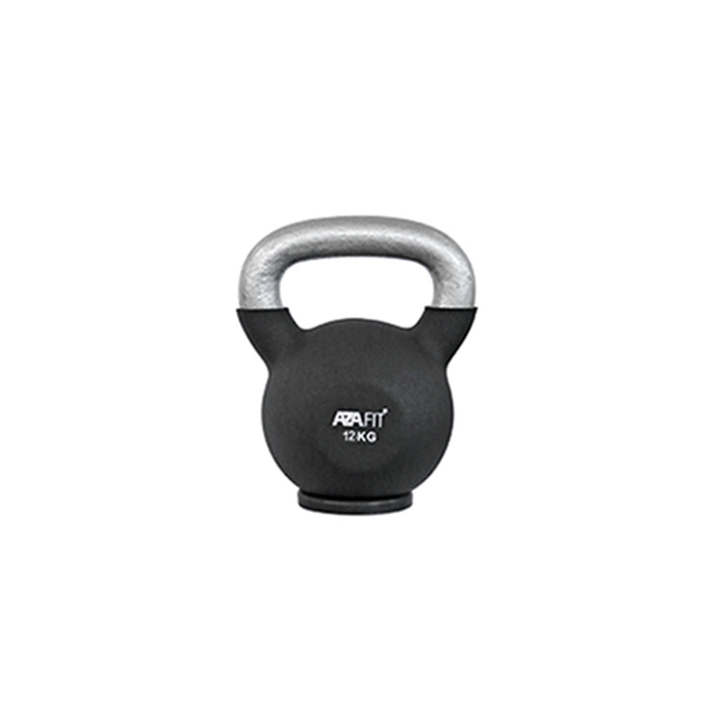 Rubber Coated Cast Iron Kettlebell