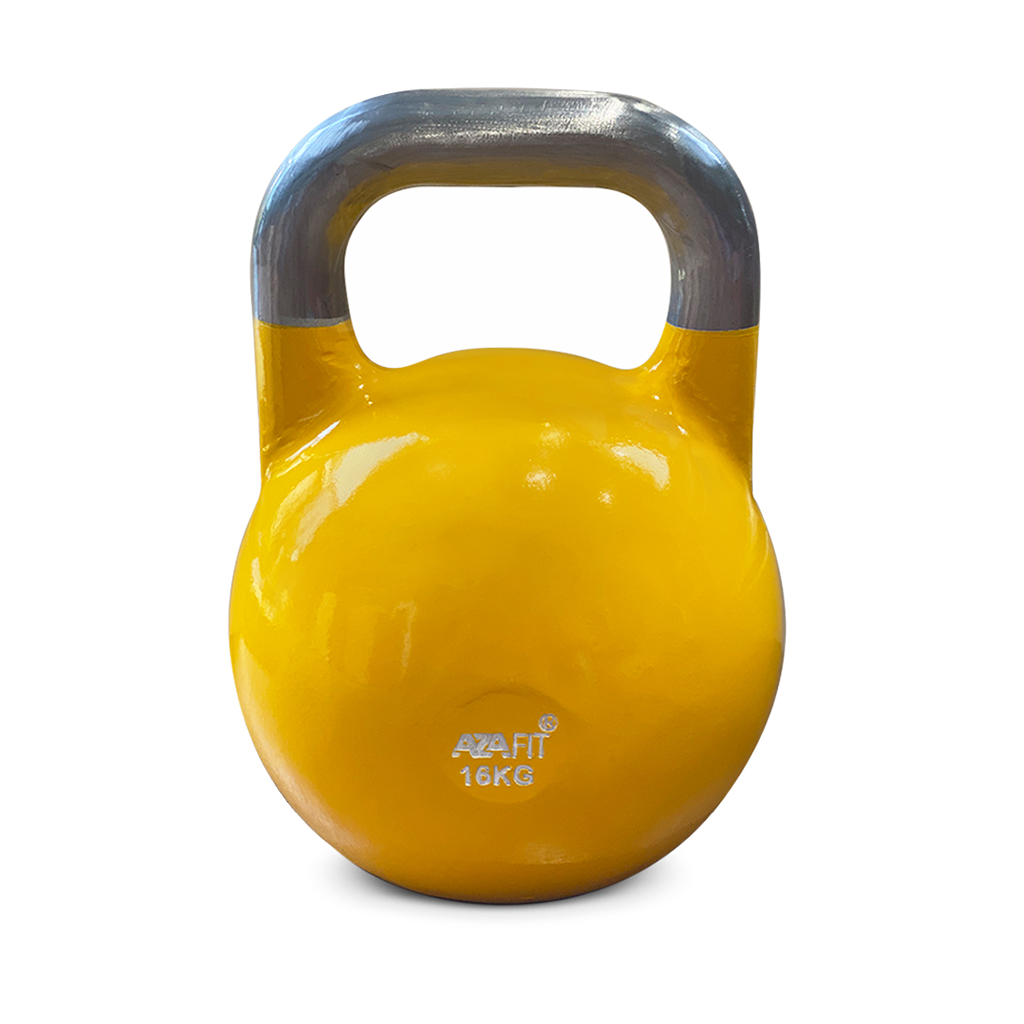 Competition Kettlebell, kettlebell steel, competition kettlebell colors, kettlebell, kettlebell best price, kettlebells uk, kettlebells buy, kettlebells routines, gym equipment, home gym, competition kettlebell 16kg