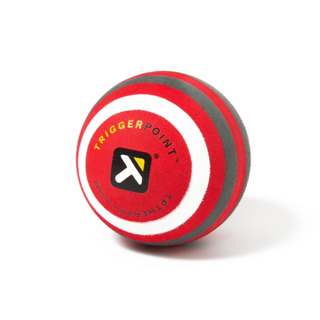 Massage Ball, trigger point, trigger point MBX, massages with trigger point.
