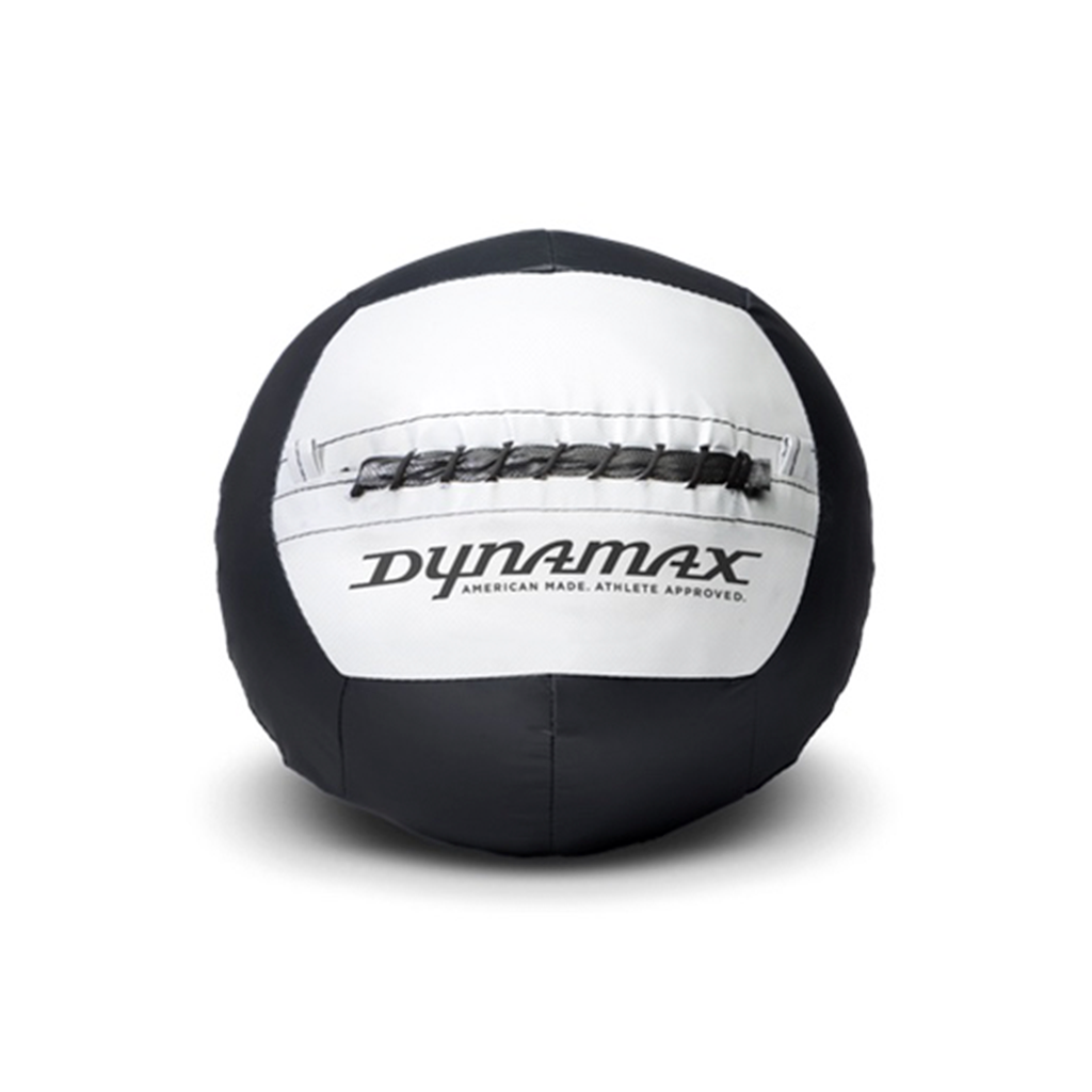 Dynamax Standard Medicine Ball, medicine Ball 35 cm, medicine ball leather. Dynamax Standard Medicine is environmentally friendly. Medicine ball workouts