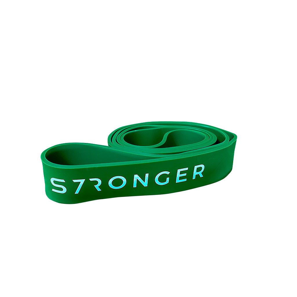 S7R Power Bands, bands to exercise, workout with bands, workout with power bands, buy power bands, power bands UK, power bands London, green power band.
