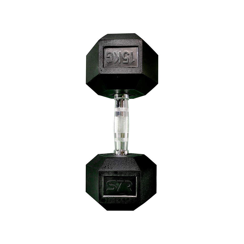 Hexagonal Dumbbell S7R, Hexes 5kg, dumbbells 5kg, 2.5kg dumbbells, hexagonal dumbbells uk, buy hexagonal dumbbells, exercises with dumbbells, dumbbells workouts, 10kg dumbbells, 15kg dumbbells, 20kg dumbbells.